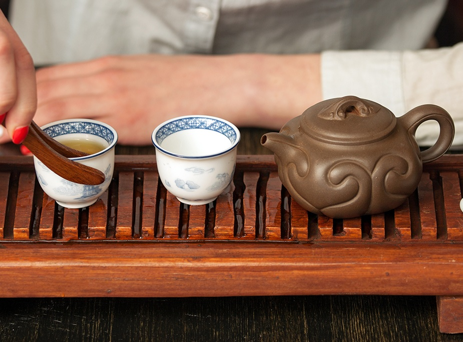 Чайная церемония Гунфу ча для двоих
