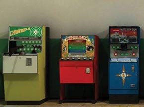 Музей советских игровых автоматов для семьи