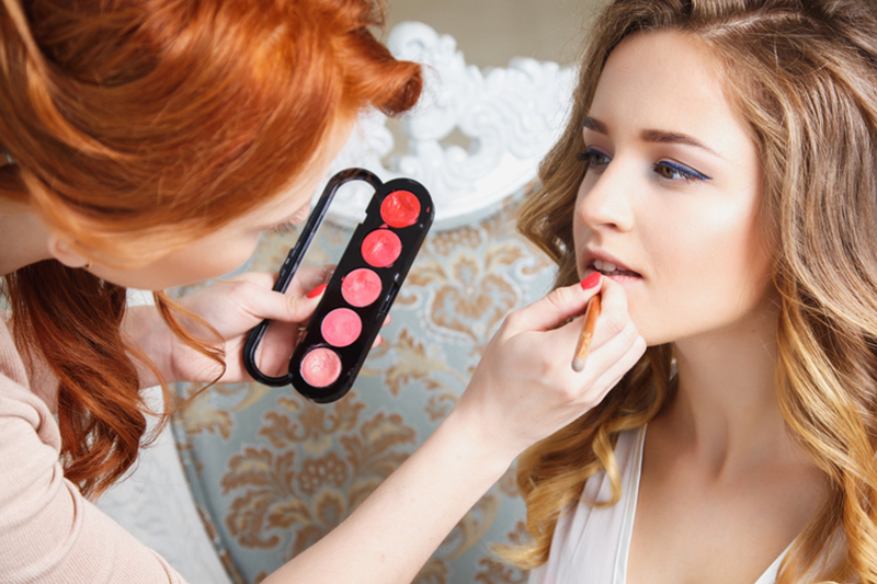 Вечерняя прическа и макияжПодарочные сертификаты<br><br>