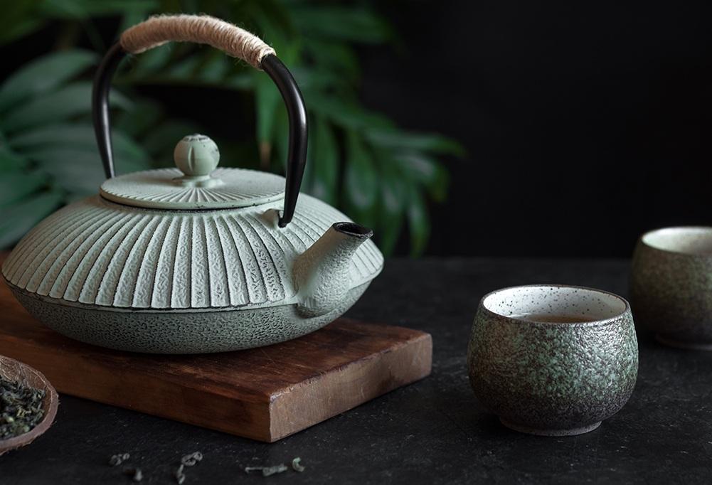 Тибетская чайная церемония для двоих