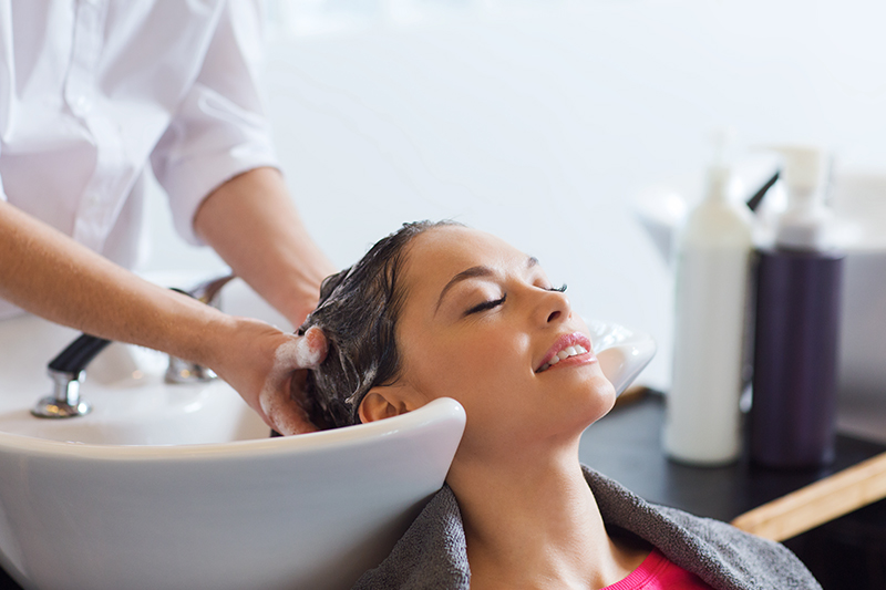 """Программа по уходу за волосами """"Восстановление и укрепление волос"""""""