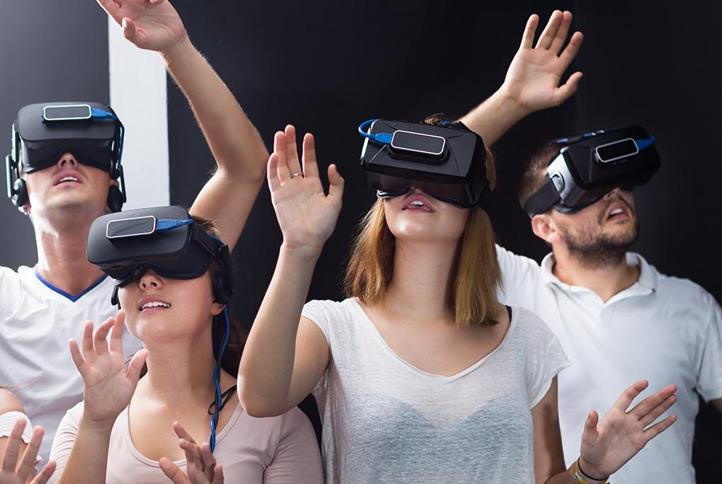 Арена виртуальной реальности для компании