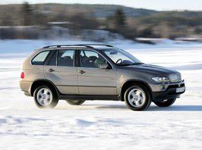 ������ ����� �������������� �������� BMW X5 - ���������� ���������� �� P.S.BOX