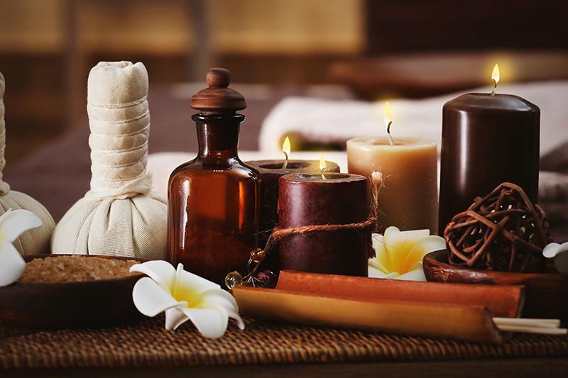 Тайский арома-ойл массаж - Подарочный сертификат от P.S.BOX
