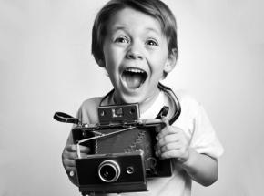 Детская фотосессия - Подарочный сертификат от P.S.BOX