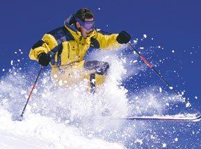 Мастер-класс по горным лыжам для двоих