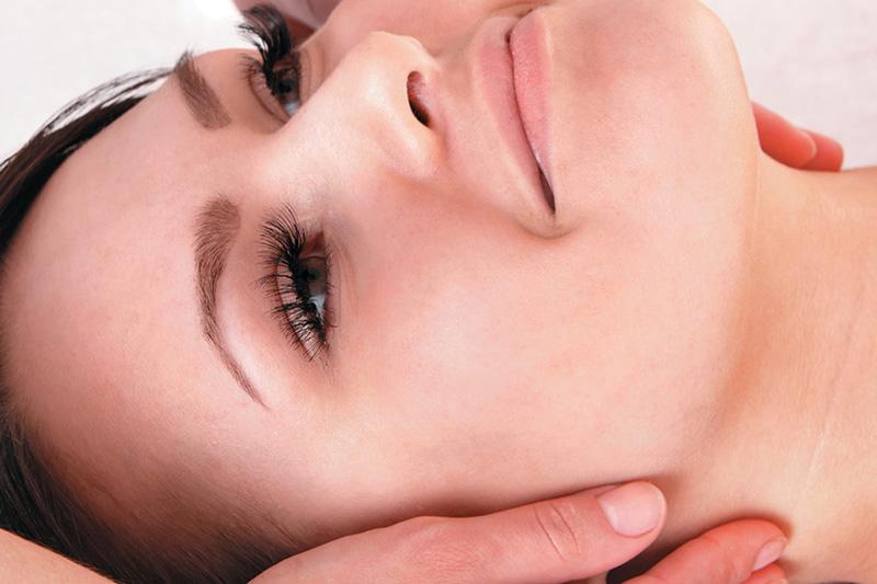 Тайский массаж головы и лица