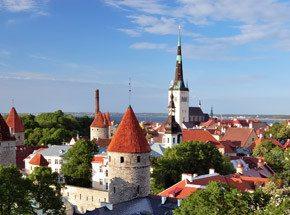 Исторический Таллин - Подарочный сертификат от P.S.BOX
