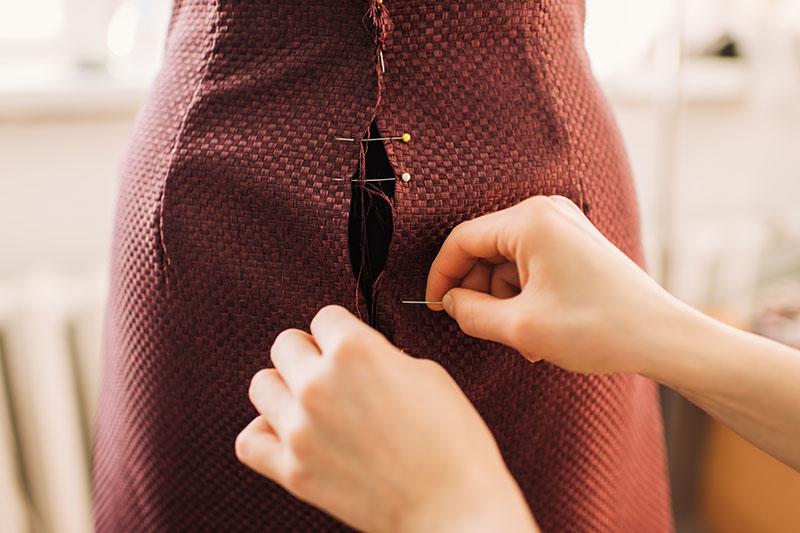 Индивидуальный пошив юбки