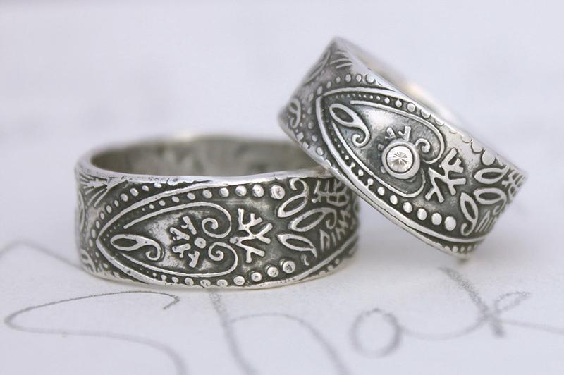 Мастер-класс по созданию парных колец с Вашим уникальным дизайном из серебра - Подарочный сертификат от P.S.BOX