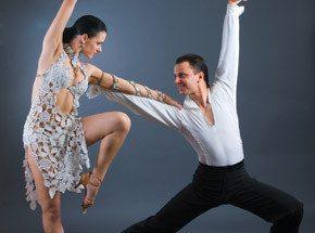 Латиноамериканские танцы от P.S. BOX
