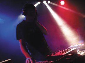 Мастер-класс DJ 15 degree chamfer