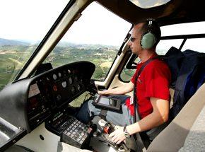 Мастер-класс управления вертолетом Robinson R-44 - Подарочный сертификат от P.S.BOX