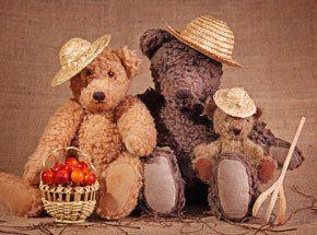 Мишка Тедди - Подарочный сертификат от P.S.BOX