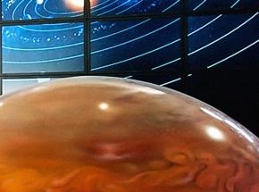 Посещение планетария для семьи