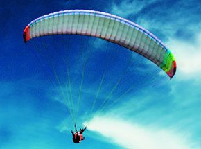 Полет на параплане для двоихПодарочные сертификаты<br>Полет на параплане – самый легкий способ воспарить к облакам. Инструктор уверенно управляет полетом. Вам же остается беззаботно парить в воздухе!<br>Взлететь просто: инструктор подцепляет буксировочный трос. Теперь только надо немного пробежать!&amp;nbsp;Кстати, еще одна хорошая идея - прыжок с парашютом в подарок!<br>