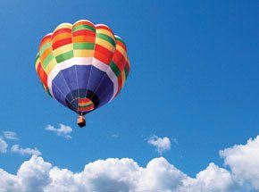 Подарочный сертификат полет на воздушном шаре в Санкт-Петербурге
