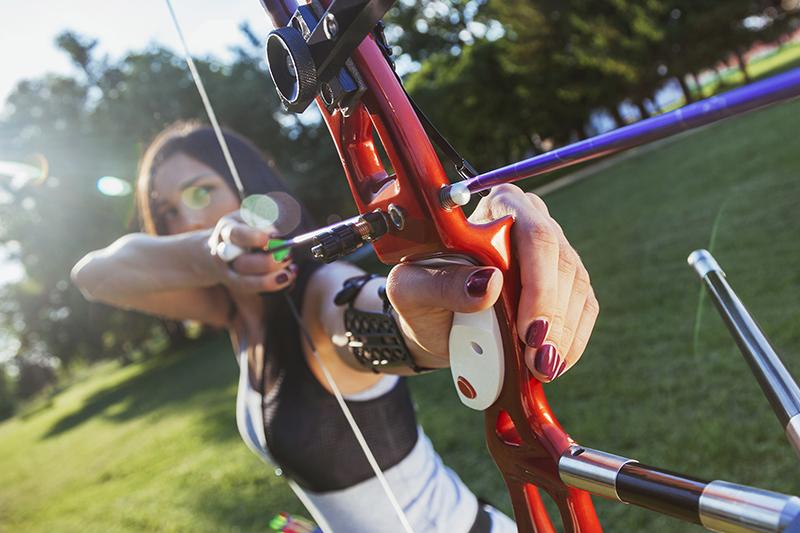 Стрельба из лука охота стрелки стрельба из лука стабилизировать композитный лук стабилизатор резиновые аксессуары
