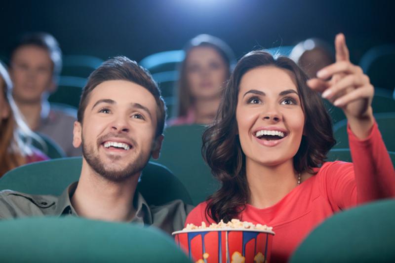 Ночь в кино для двоих