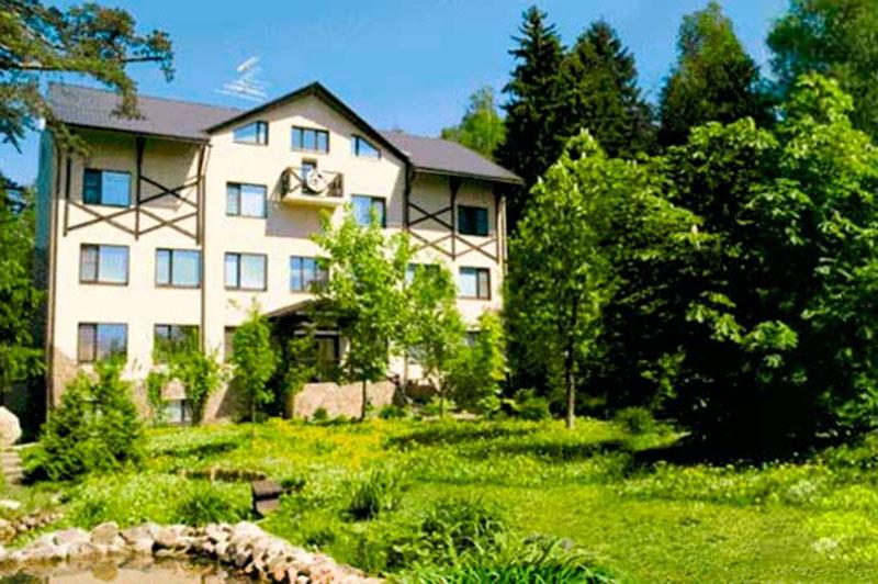 Отдых в загородном отеле