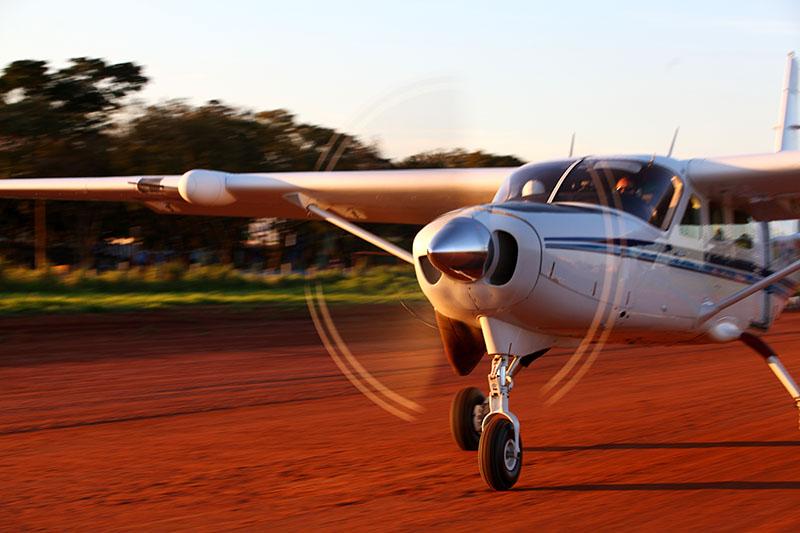 Полет на самолете Cessna - Подарочный сертификат от P.S.BOX