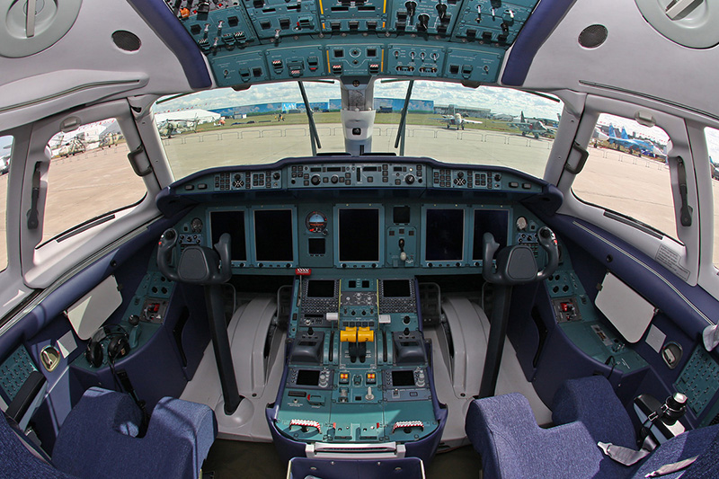 Пилотирование самолёта Ан-148 - Подарочный сертификат от P.S.BOX