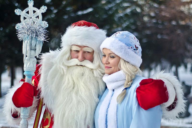 Дед Мороз и Снегурочка в офисПодарочные сертификаты<br><br>